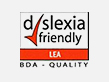 Dyslexia Friendly LEA BDA Quality